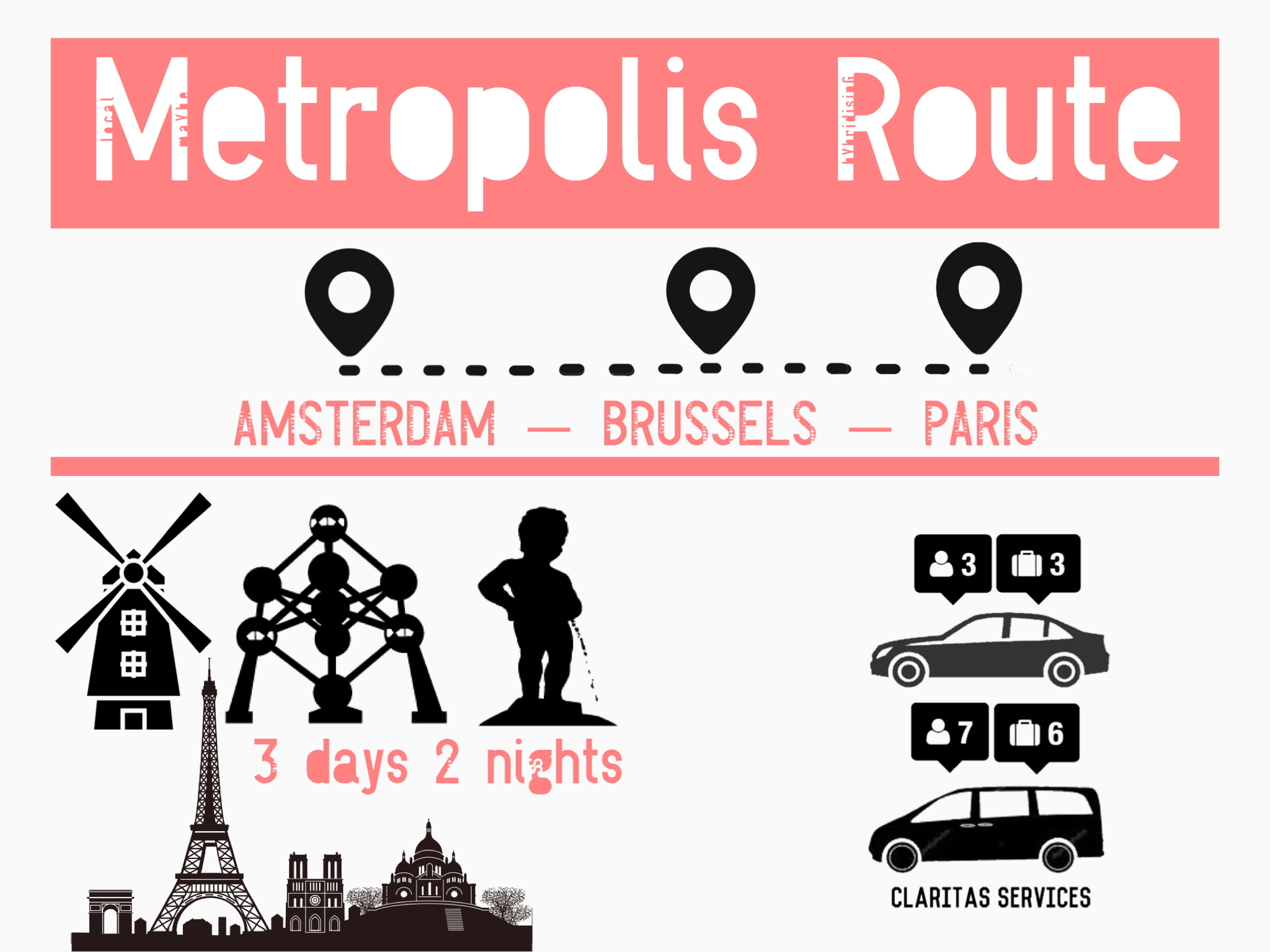 The Metropolis Route