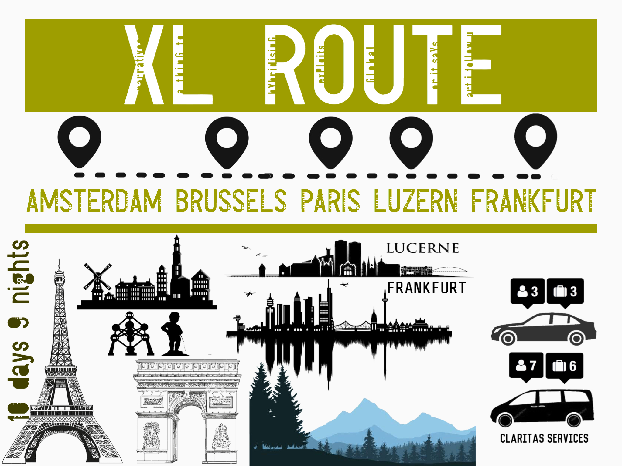 THE XL ROUTE